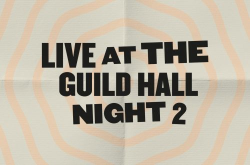 Live from the Guild Hall – Presented by Dan Nightingale